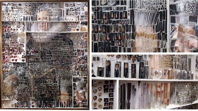 """Increíble """"Collages Forense"""" de famosas pinturas holandesas"""