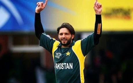Shahid Afridi Bowling Style Shahid Afridi Bowling Style is