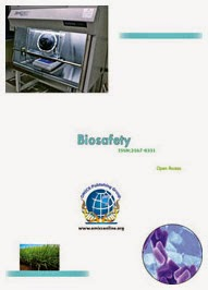 <b><b>Supporting Journals</b></b><br><br><b>Biosafety </b>