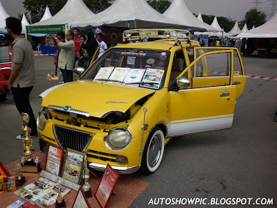 Modified Kancil Opti Classic