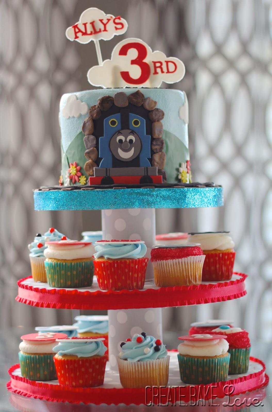 Create Bake Love Ally Friends