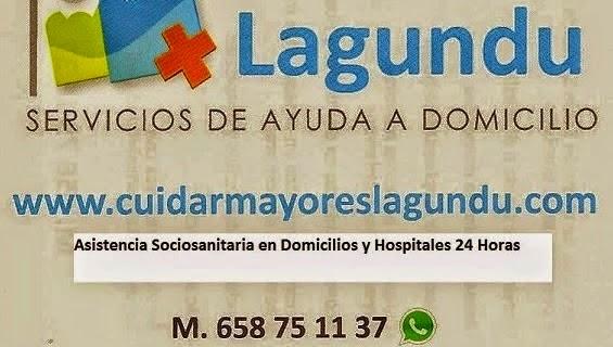 Servicio Domestico Donostia CuidarMayoresLagundu.com