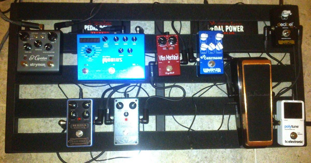 Hermetico Guitar  Pedals  testing Mesa Boogie Grid Slammer