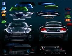 Aston Martin V8 Modifiye Oyunu