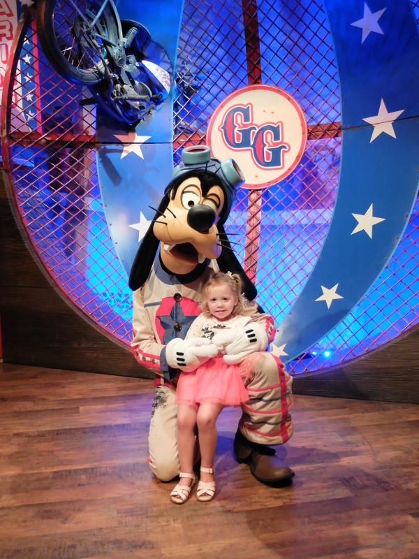 Walt Disney World, Magic Kingdom, The Great Goofini