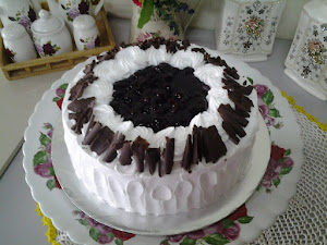 BLUEBERRY CAKE  RM 50