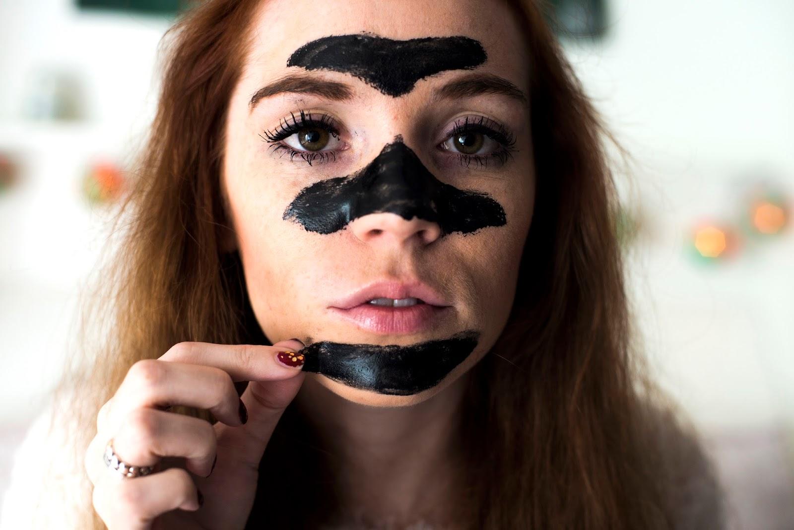 jorgobé the original black peel off mask