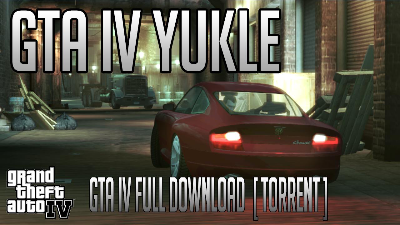 gta iv pc torrent download