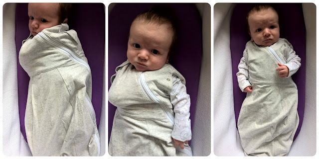 The Gro Company Gro-Snug newborn swaddle and sleeping bag