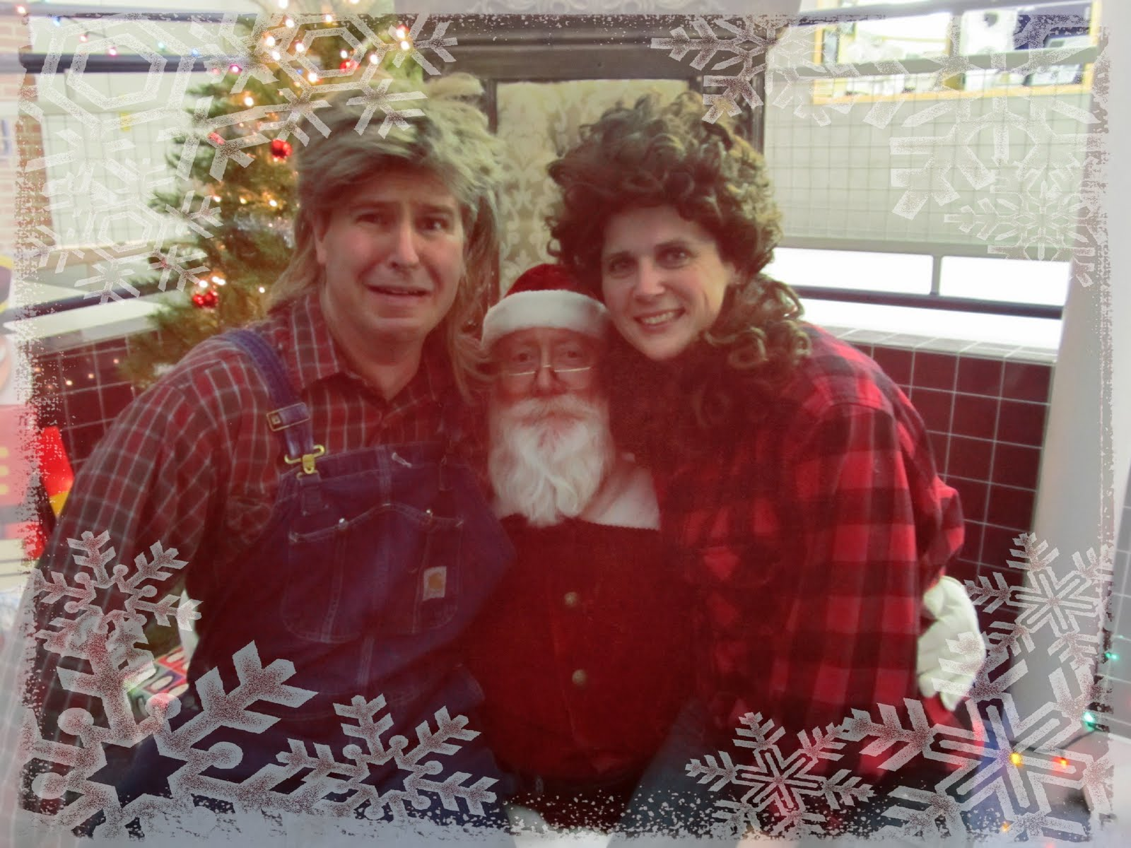 olds ninety-eight: A Merry Mullet Christmas