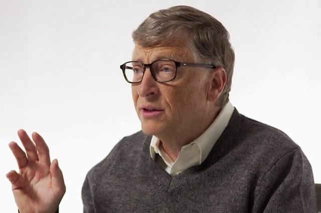 بيل جيتس يكشف عن المشروع السري لمايكروسوفت