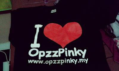Baju Opzzpinky diberi PERCUMA !!