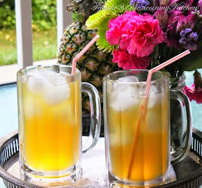 HOW TO MAKE A PINEAPPLE FERMENTED DRINK