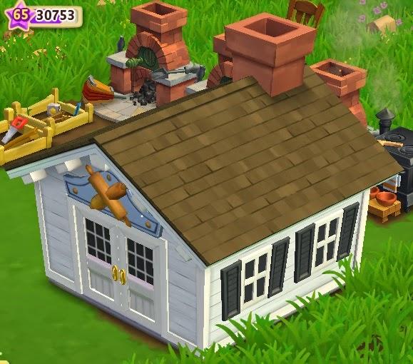 Keuken Farmville 2