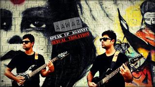 Pratik Nalawade in Aawaz - speak up against sexual violation