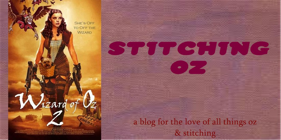 Stitching  OZ