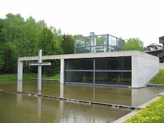 Arquitectura. Iglesias de Tadao Ando