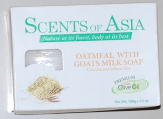 Scents of Asia Oatmeal with Goat Milk Soap