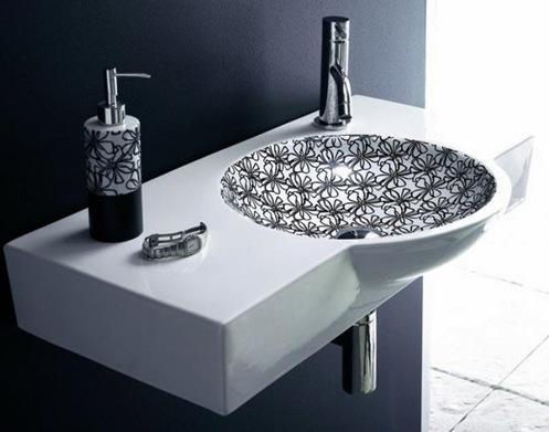 Luxury life design luxury bathrooms for Designer bathroom sinks basins