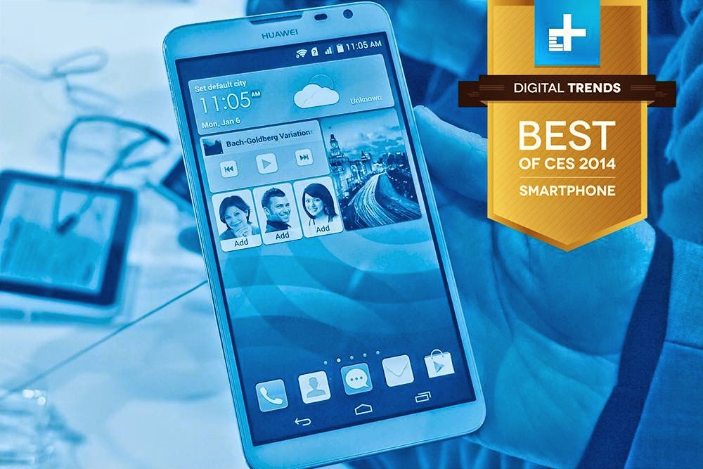 Digital Trends Best of CES 2014 award winners