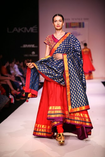 Lakme Fashion Week Winter/Festive Trends - India 2013