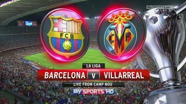 La previa del partido: Barcelona vs Villarreal (21:00 / 9:00 PM, Canal+1)