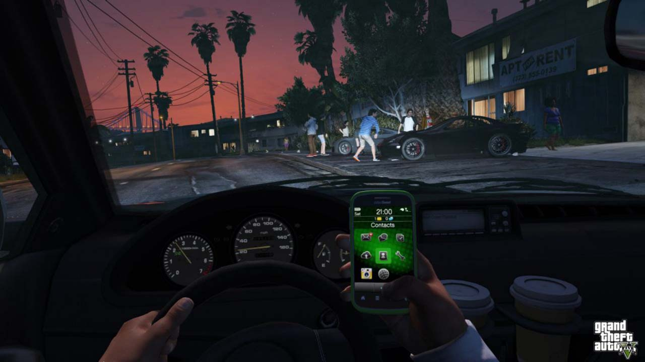 Download Game Gta V5