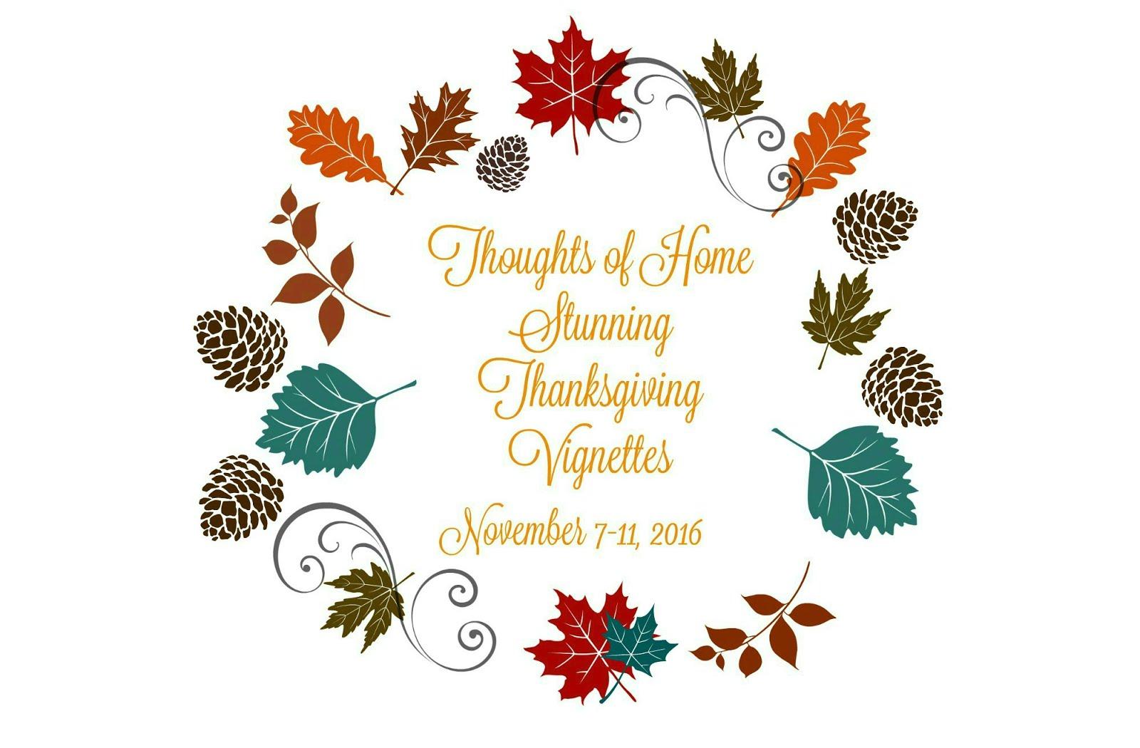 Stunning Thanksgiving Vignettes