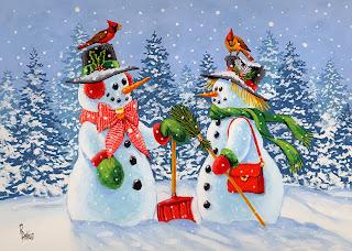 Hola vecinos, navidad