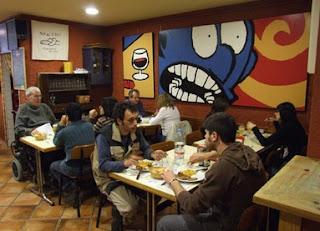 terra d'escudella restaurante barcelona bocadillos típicos