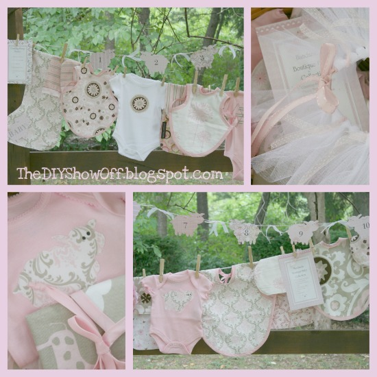 Handmade Baby Boutique Collection