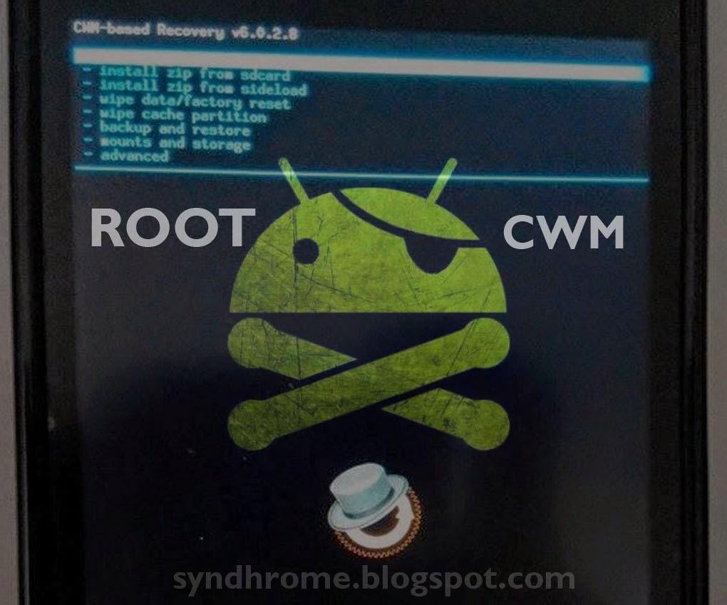 Root dan Install CWM di Evercoss A80A ( Elevate Y2 ) Terbaru | Super Simpel!