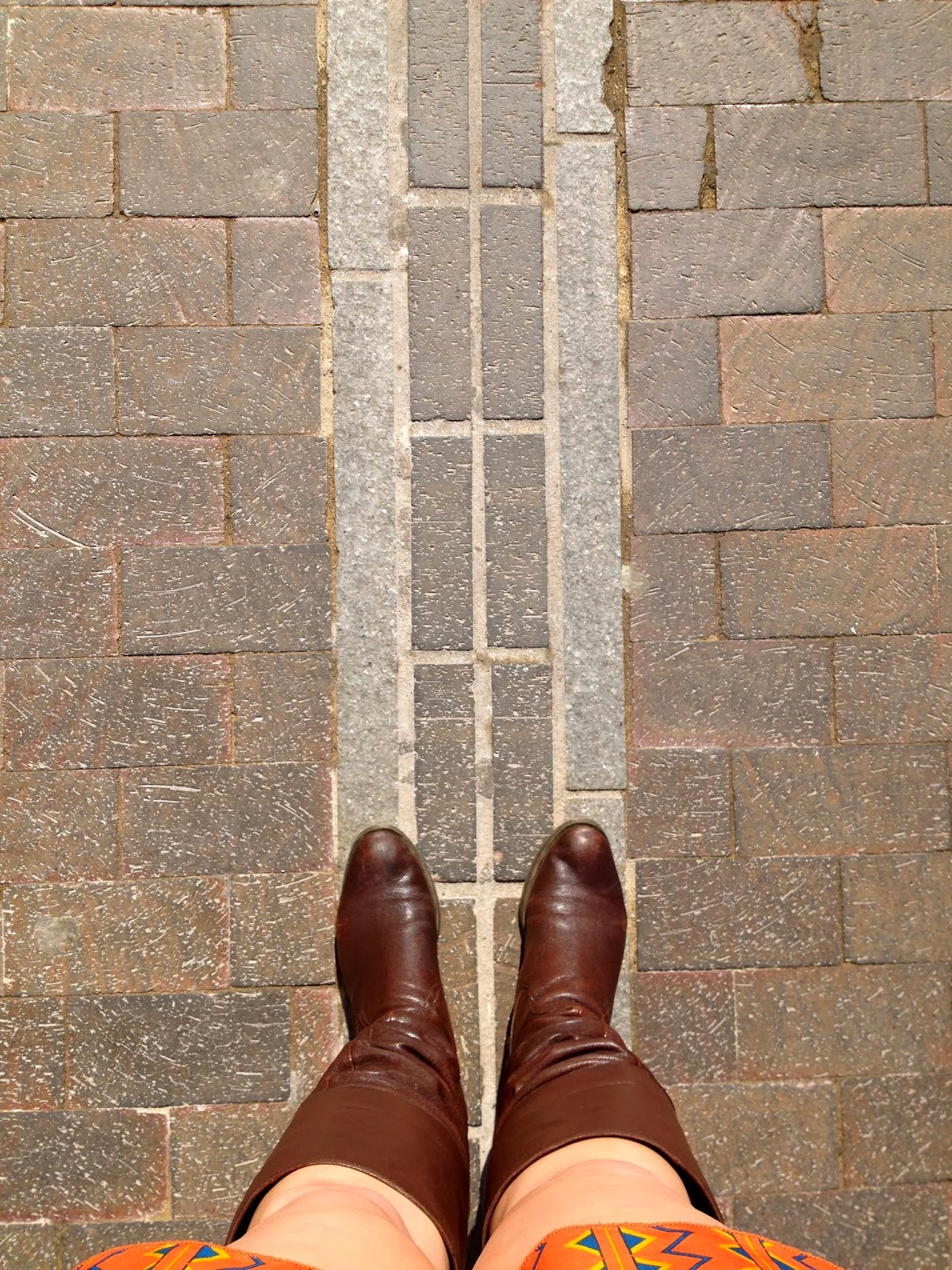 The Freedom Trail, Boston, Massachusetts, on Semi-Charmed Kind of Life