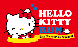 Gambar Hello Kitty Run 2015 Lucu The Power of Sweet and Cute
