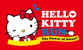 Gambar Hello Kitty Run 2015 Lucu The Power of Sweet and Cute