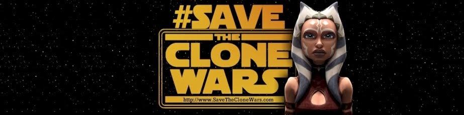 Save The Clone Wars