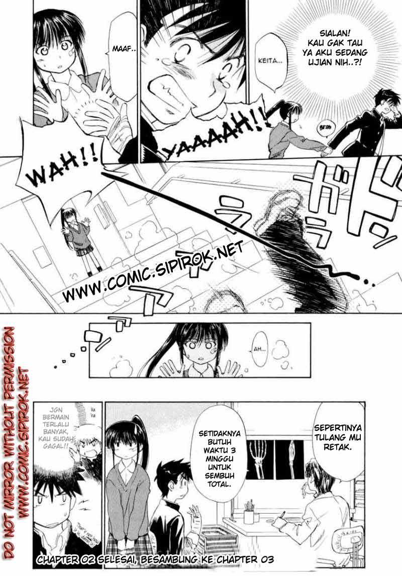 Komik Hentai:Strategi Cara Ngentot Teman