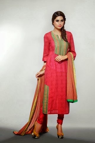 Kayseria Classic Lawn Suits for Girls