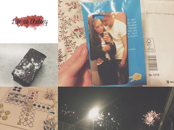 Life as Chelsey #8 - New Year's Eve, heel veel brownies, een verrassing