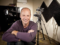 This is a picture of Dr. Sebastian Thrun, the Google vice president, a professor, and creator of the education company called Udacity.