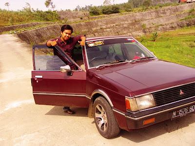 SL Lancer Mitsubishi