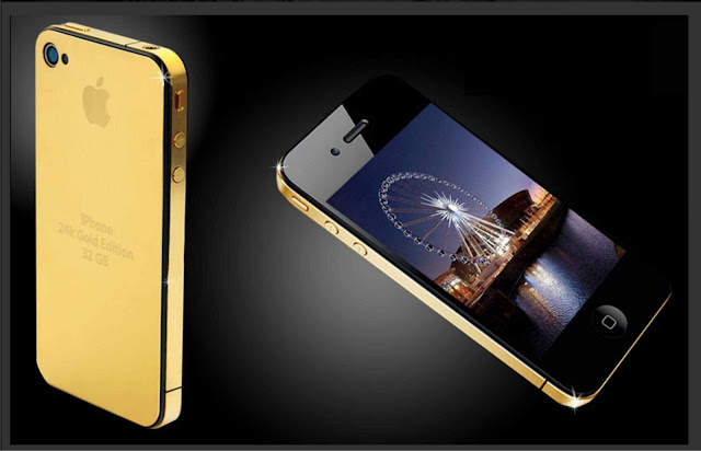 iPhone 3GS Supreme Goldstriker