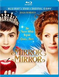 Mirror Mirror (Released in 2012) - Starring Lily Collins, Julia Roberts, Armie Hammer, Nathan Lane