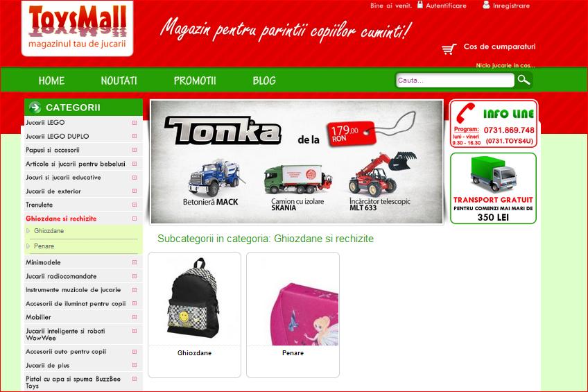 magazin papetarie online