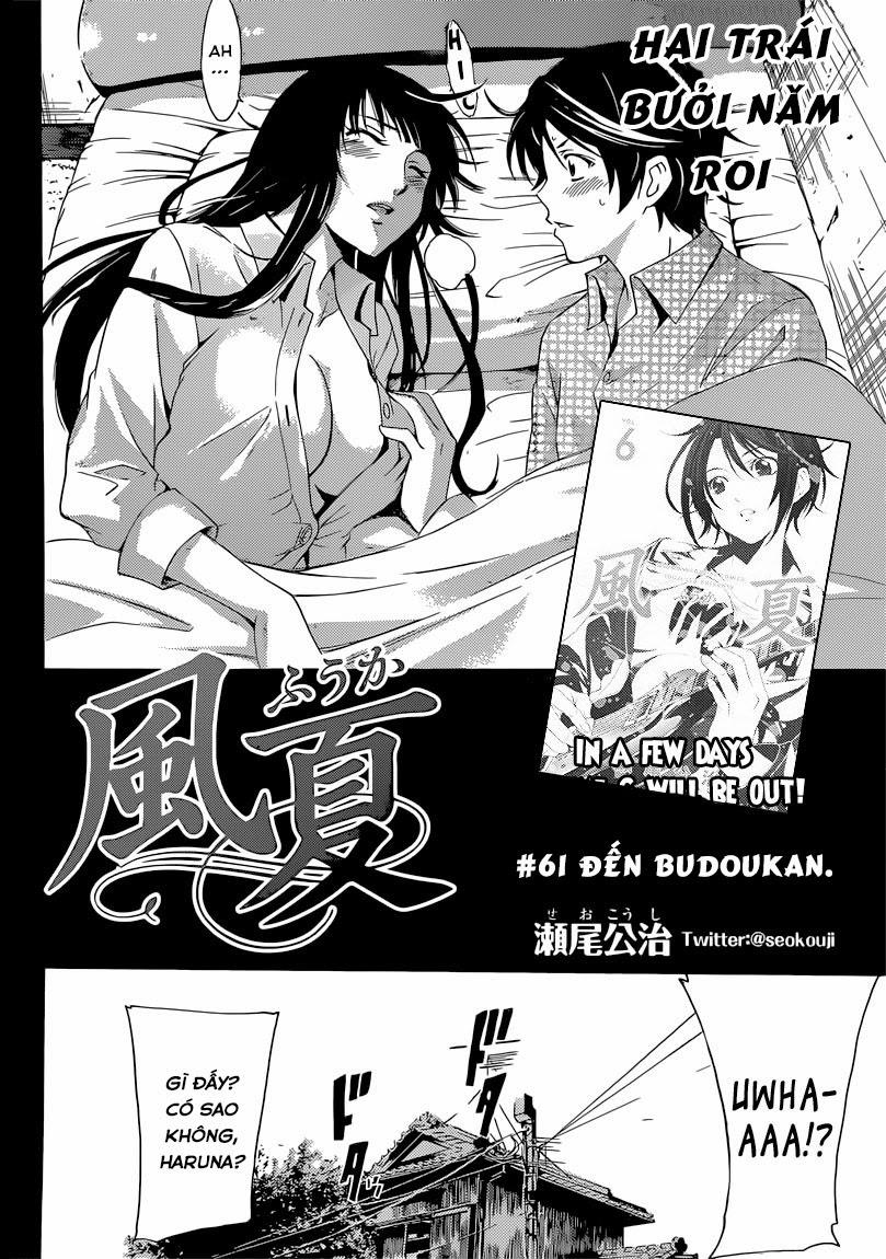 Fuuka chap 61 Trang 3 - Mangak.info