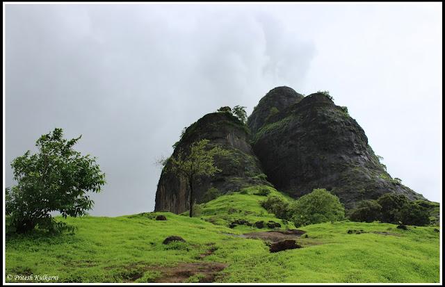 Sarasgad Fort