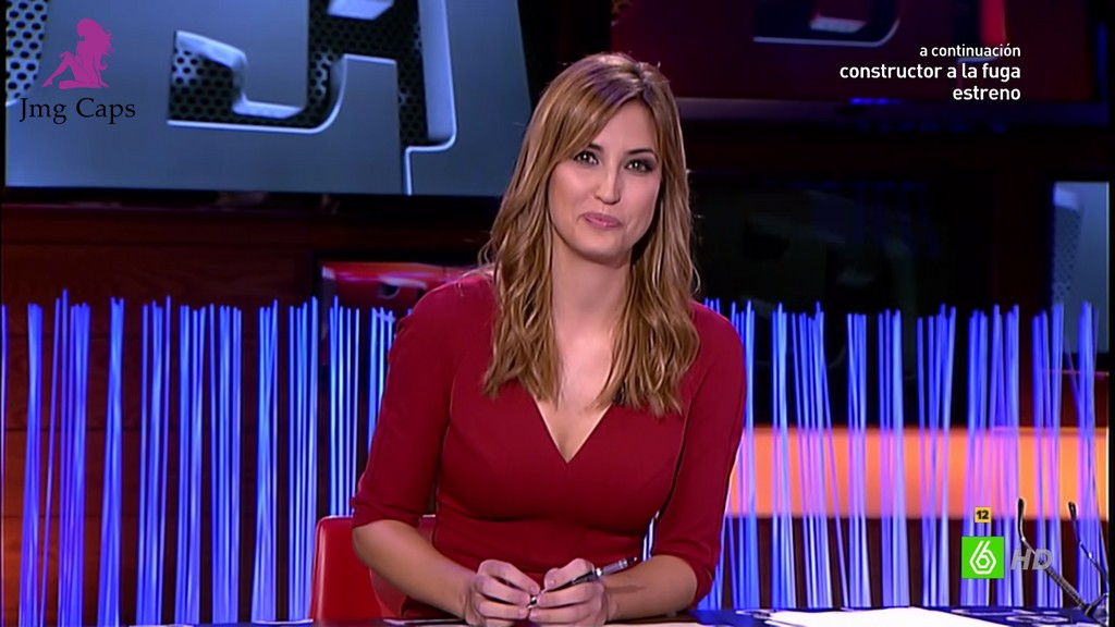 SANDRA SABATES, EL INTERMEDIO (10.11.15)