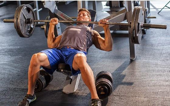 επαναλήψεις για περισσότερη μυϊκή μάζα