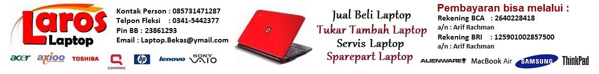 Jual beli  Laptop Second Malang - Sparepart Laptop - Service Laptop malang