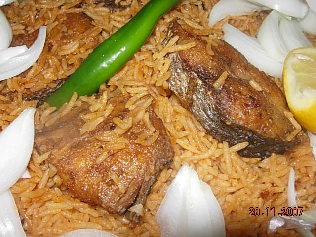 السمك على الطريقة البورسعيدية